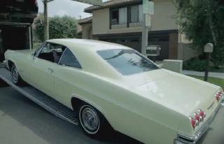 Sons reunite Dad with old '65 Impala SS
